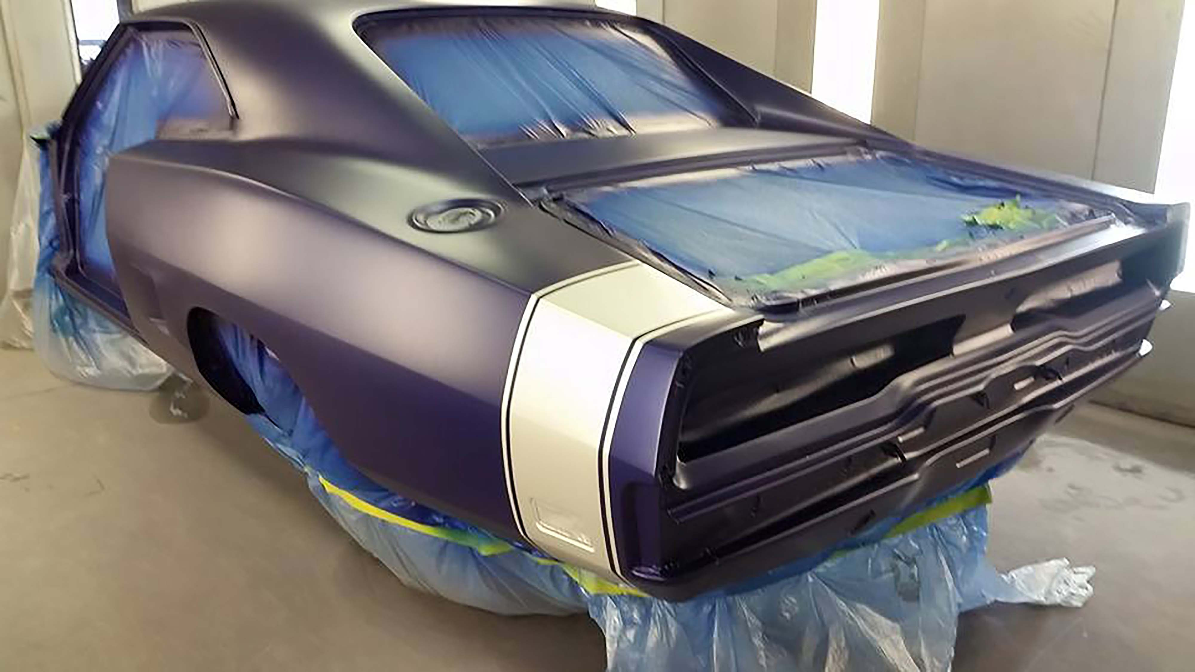 Cost To Repaint A Car >> Car Painting In Marbella Tuning Autonewart
