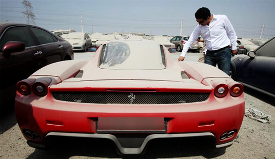 Protect Your Car from the Damaging Effects of Sun and Heat